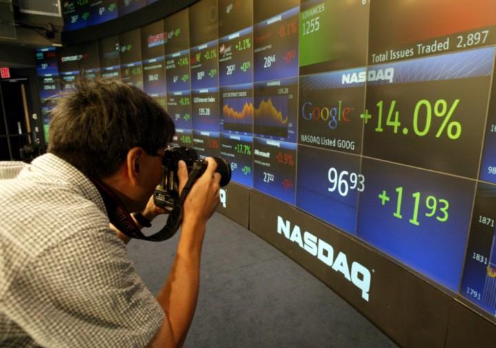 Google arrecada lucros de 17%