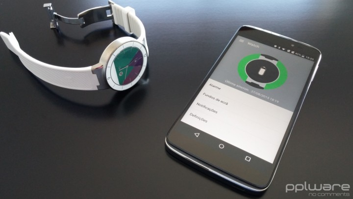 Alcatel Onetouch Watch - Análise