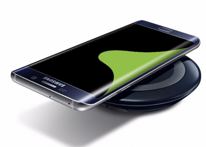 Galaxy S6 edge+_FC wireless charger