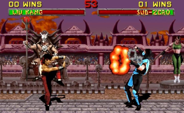 d2cd70c7013c3 O clássico jogo de luta foi um dos primeiros que me lembro de jogar no  computador. Tudo era novidade e era uma adrenalina descobrir a forma de  activar os ...