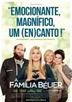 Tardes de Cinema - La famille Bélier - cartaz
