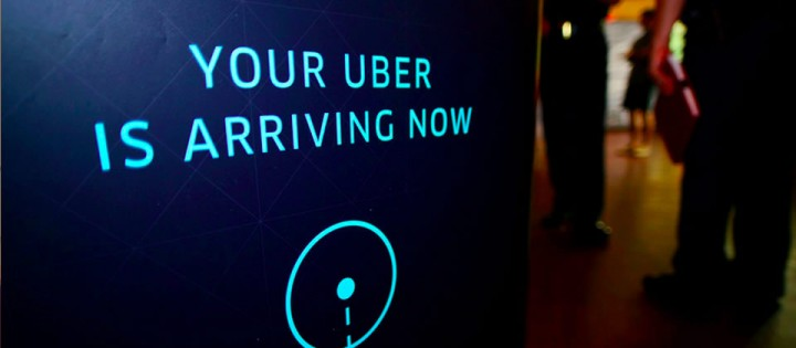 Uber foi integrado na Cortana