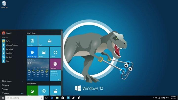 trex-windows-10-desktop