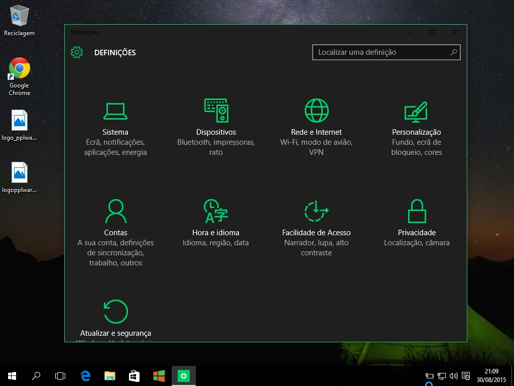 Papel De Parede Para O Windows 10: Dica: Como Mudar A Imagem Do Ecrã De Bloqueio No Windows
