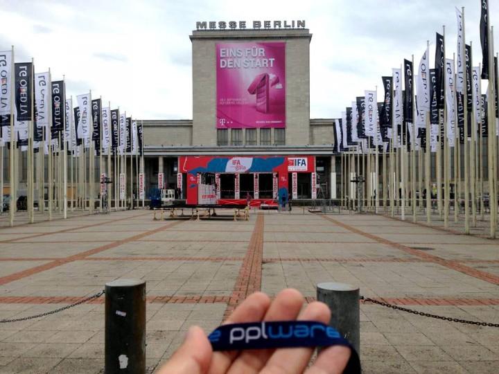 IFA 2015 - Porta