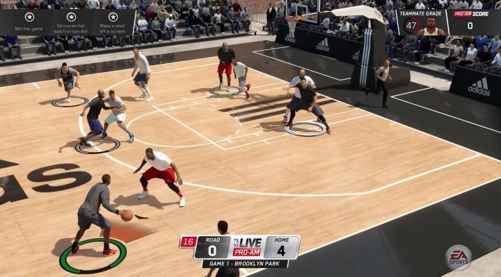 NBA16