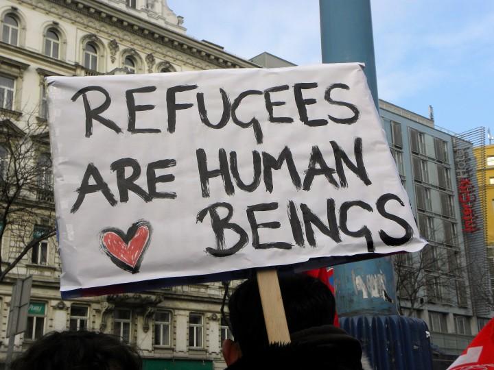 Saiba como ajudar os refugiados