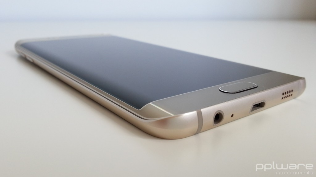 Samsung Galaxy S6 edge+ - Ecrã Curvo