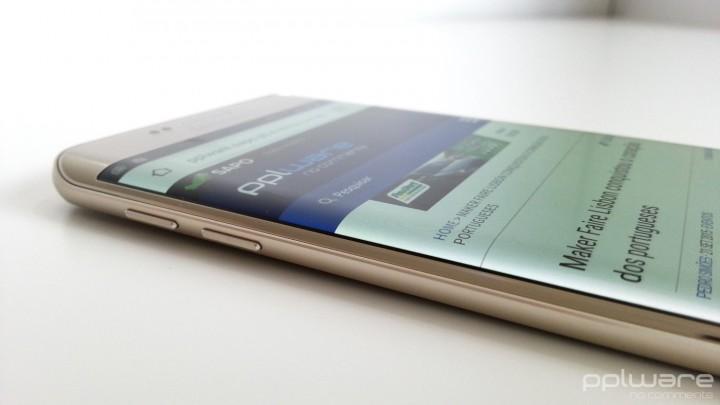 Samsung Galaxy S6 edge+ - ecrã 1