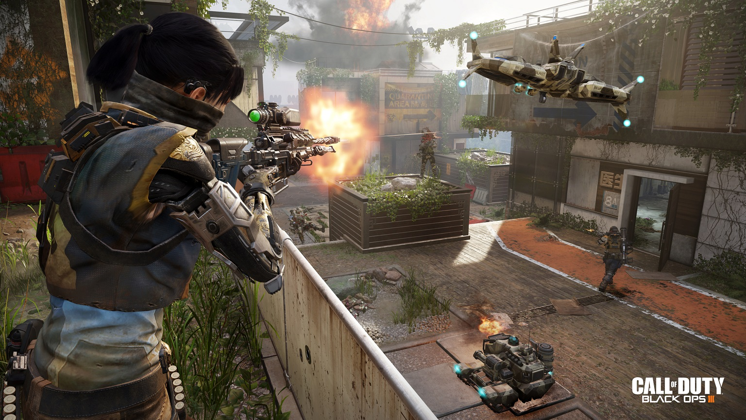 Call Of Duty Black Ops Iii Revelado Para Playstation 3 E Xbox 360