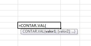 CONTAR.VAL