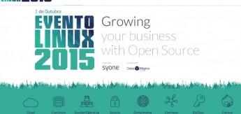 Evento Linux 2015