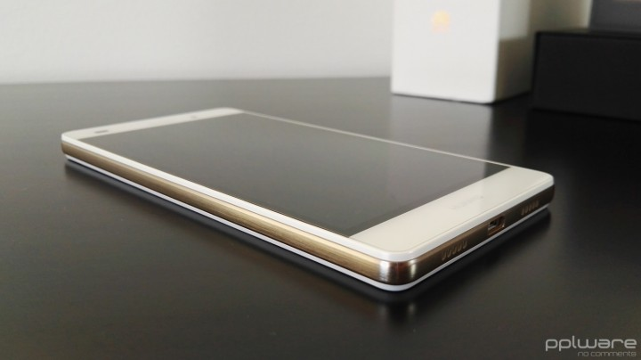 Huawei P8 lite - design