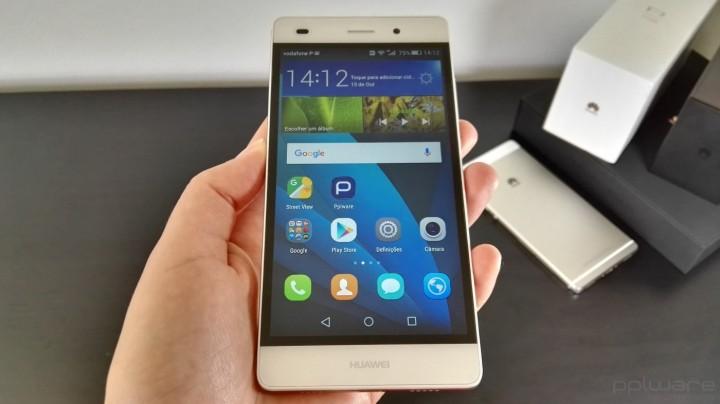 Huawei P8 lite - review