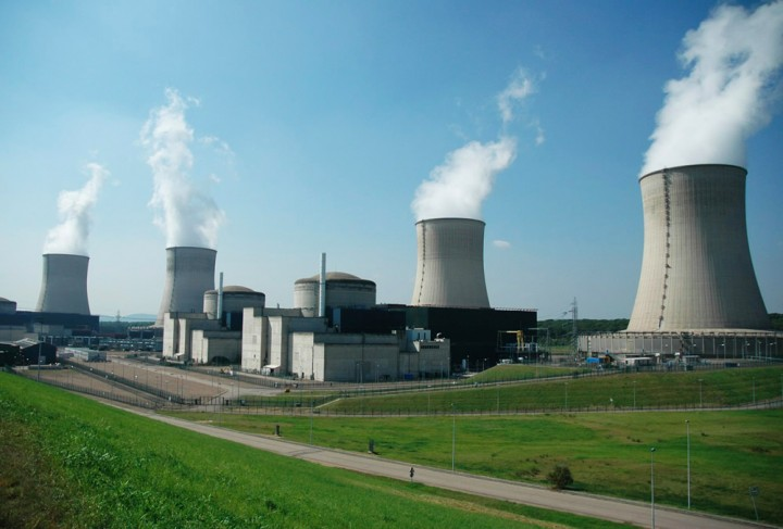 Central Nuclear poderá estar insegura