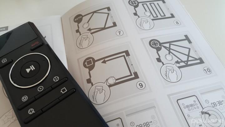 Deebot 8 - manual de instruções e comando