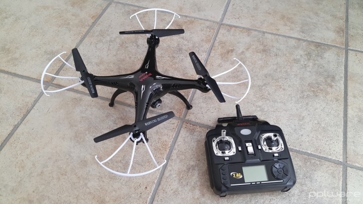 Drone Syma - Unboxing 1