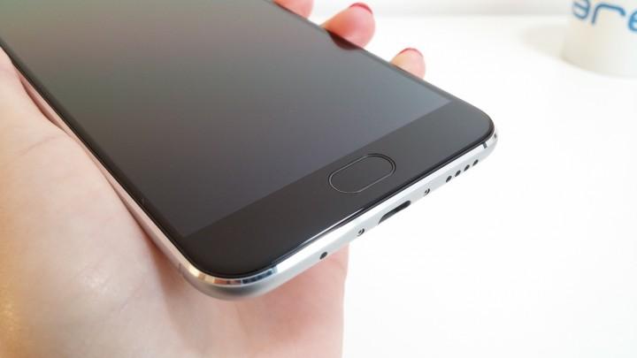 Meizu Pro 5 - Sensor de impressões digitais 1