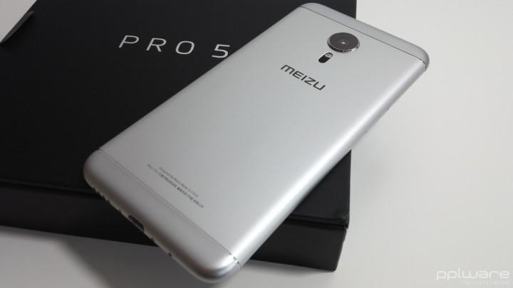 Meizu Pro 5 - Traseira