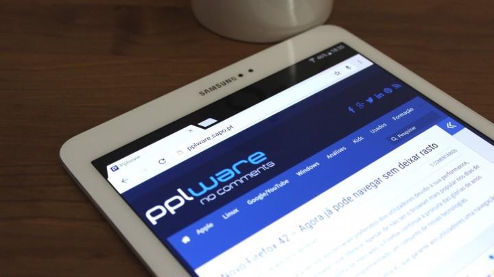 Samsung Galaxy Tab 2 - análise 1