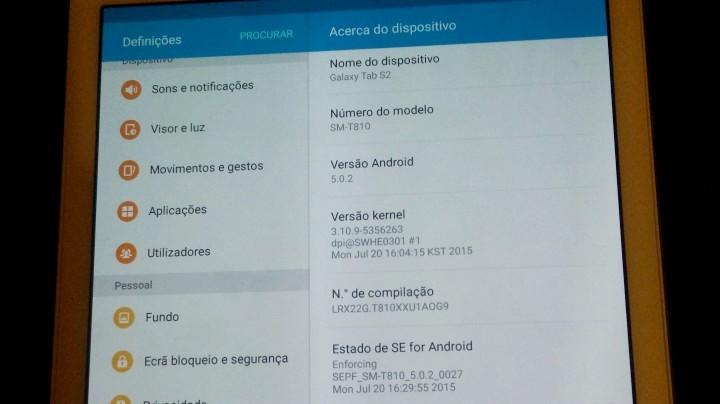 Samsung Galaxy Tab 2 - análise 5