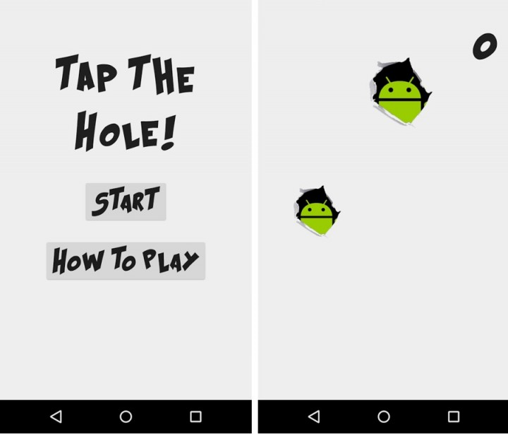 Tap the Hole 01