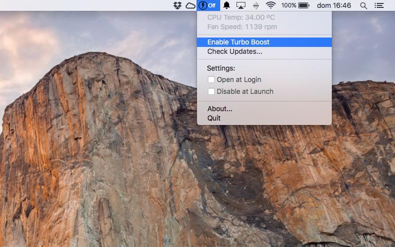 Como ligar e desligar o Turbo Boost no seu Mac - Pplware