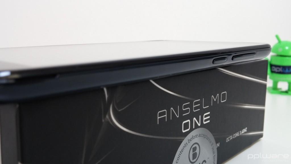 Bling - Anselmo One - Botões de volume e power