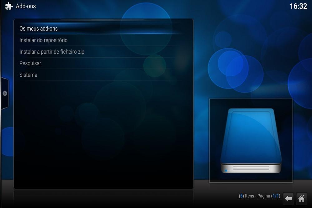 Kodi: Como configurar o IPTV