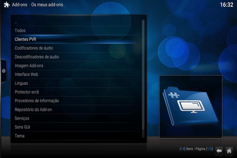 Resultado de imagem para ( PT - BR ) Kodi Completo PC Baixando Configurando Ativando TV e Desativando TV Listas