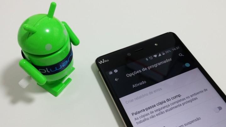 android_opções_programador