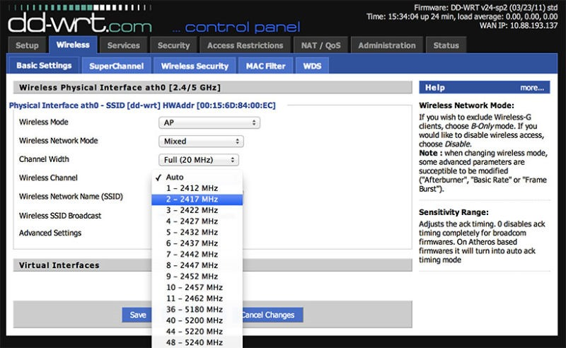 ddwrt firmware for linksys wrt 610n