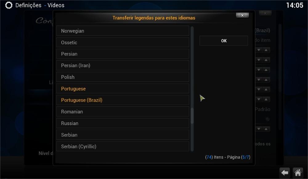 Resultado de imagem para Como resolver ERRO de legendas no KODI [Open Subtitles]