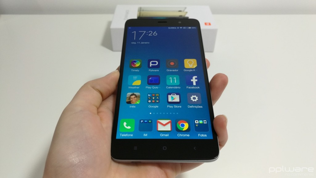 Xiaomi Redmi Note 3 - 8