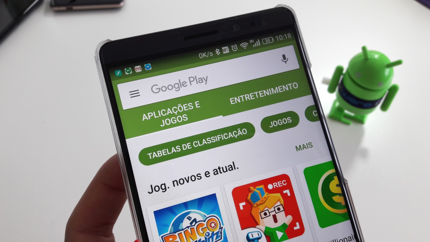 Google abre a caça aos bugs nas principais apps do Android