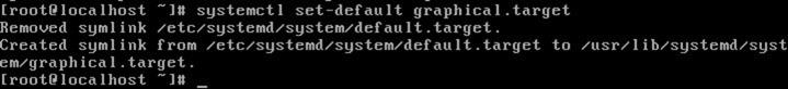 CentOS: Esqueceu-se de instalar o ambiente gráfico?