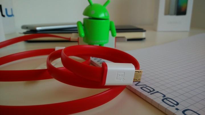 OnePlus X - Foto 1 (foco manual)