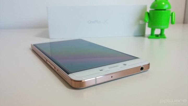 OnePlus X - design