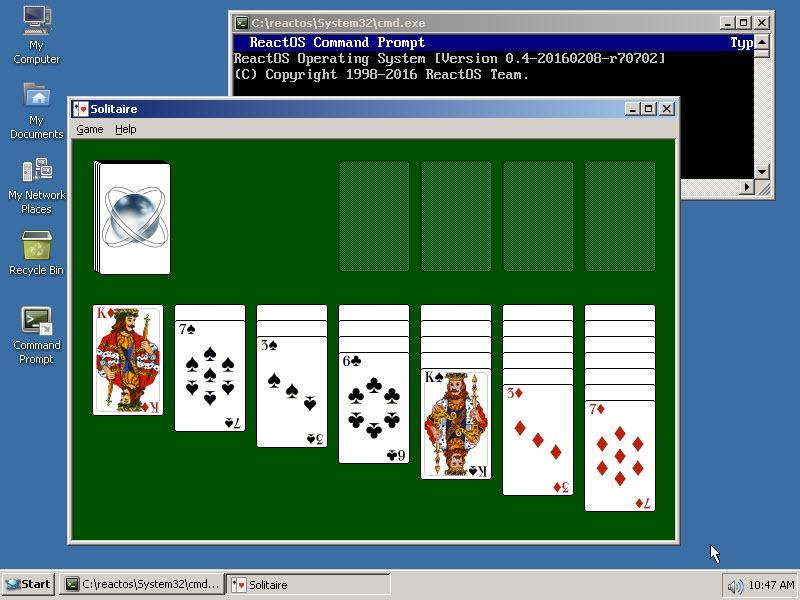 ReactOS 0 4 0 – Para quem já tem saudades do Windows XP