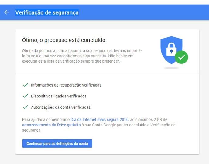 Como ganhar já 2 GB grátis na sua conta do Google Drive?