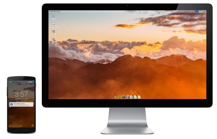 MaruOS – Android no smartphone e Debian no Desktop