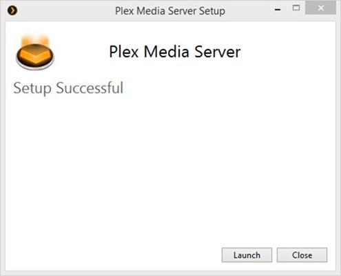 Media Center Plex