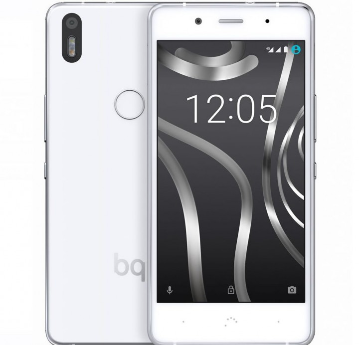 MWC16: BQ apresenta o novo smartphone Aquaris X5 Plus ...