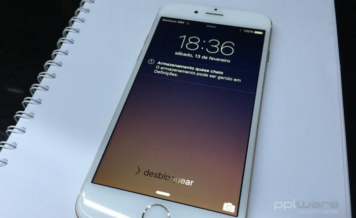 Veja como ganhar espaço no seu iPhone 16GB