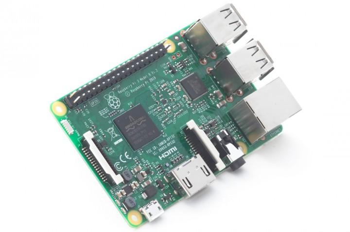 Chegou o Raspberry Pi 3