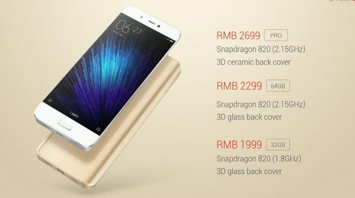 O novo Xiaomi Mi 5 estará disponível na China a partir de dia 1 de Março e  em breve nos outros mercados. O Preço do Xiaomi Mi 5 de 32GB é de ... 52bec736f1