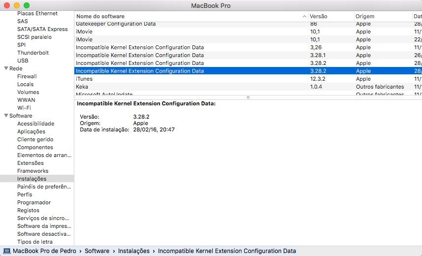 Deixou de ter rede no Mac? O problema é do OSX e tem solução