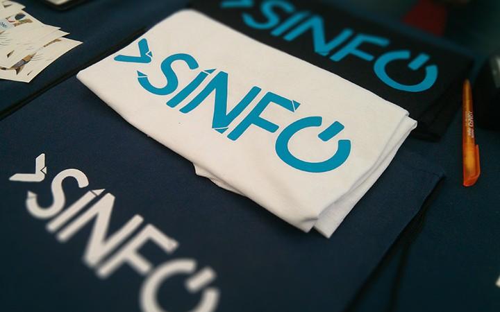 sinfo-tshirts