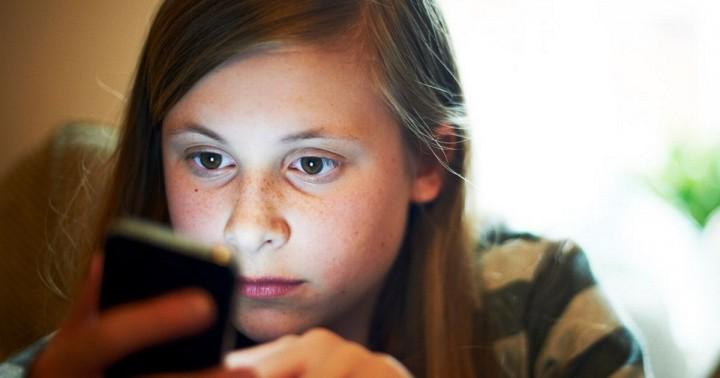 Crianças nas redes sociais