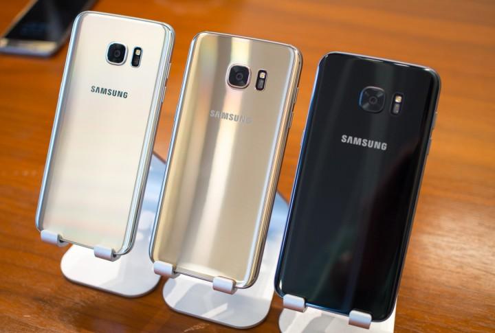 Galaxy S7 - Cores